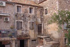 classic stone house needing renovation Stari Grad Hvar Island