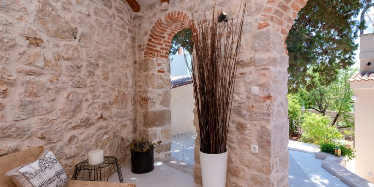 spectacular apartment with stunning views in Hvar town