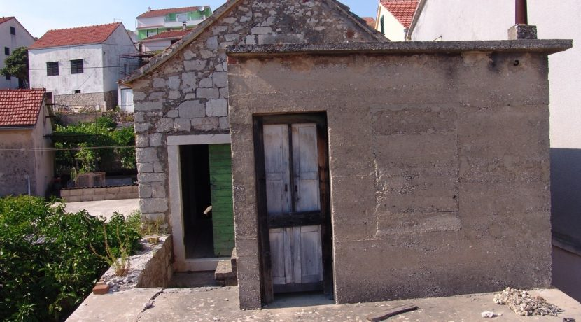 renovation project of house for sale in Vrboska Hvar island