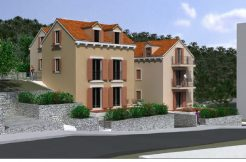 newly built apartments in Hvar town centre