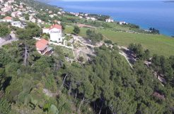 land with building permit Hvar island