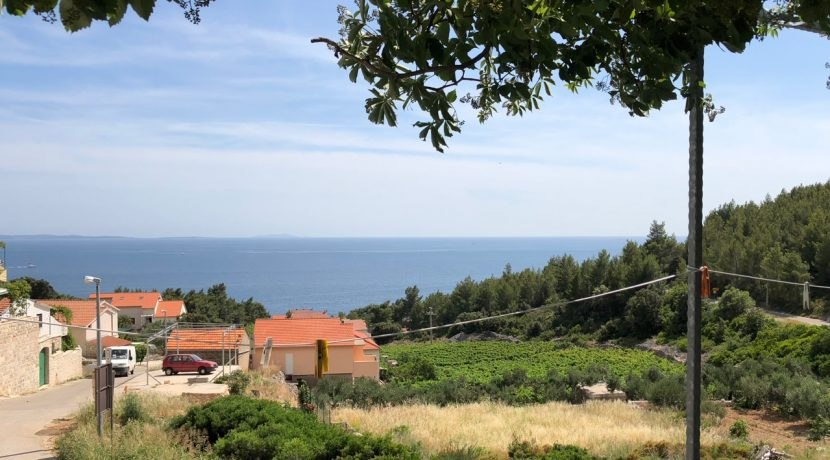 house for sale on Hvar Island