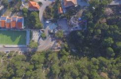 building land on Hvar island