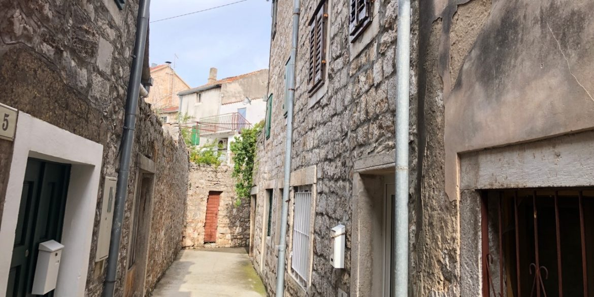 stone townhouse for sale