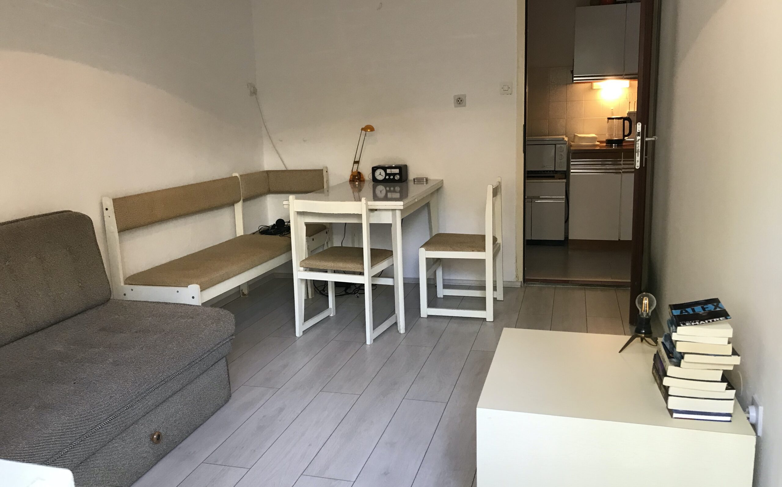 A Good value one bedroom apartment in Hvar town with balcony
