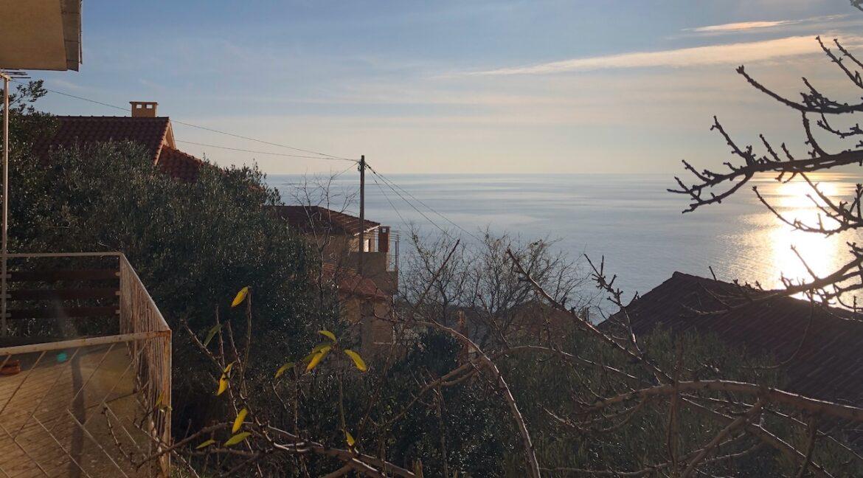 house with amazing sea views on Hvar